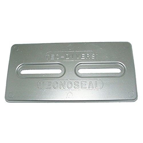 Tecnoseal Tec-Diversmg Plate Anode Magnesium 12
