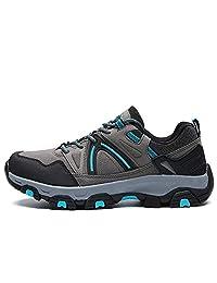 YUBUKE Men's Waterproof Hiking Shoe Running Shoes Outdoor Exercise Shoes