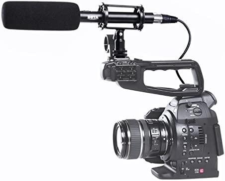 HITSAN BOYA BY-VM1000 - Micrófono de condensador estéreo para ...