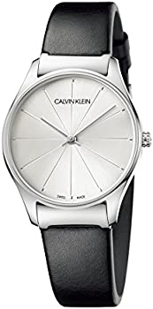 Calvin Klein Classic Quartz Silver Dial Women's Watch