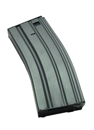 Classic Army Mp5 - Classic Army M4/M16 Series High Capacity 300 Round Metal Airsoft Gun Magazine