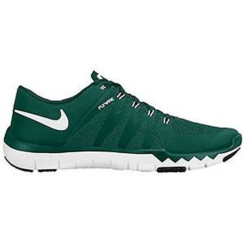 Nike Womens Dart 12 Running Shoe Deep Forest / Bianco / Nero
