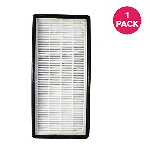 Crucial Air Filter Replacement Parts Compatible With Honeywell Part # 16200, 16216, HRC1, HRF-C1, HAPF30 - Fits Honeywell HHT-011 Air Purifier HEPA Style Filter Fits Models HHT-011, HHT-080 (1 Pack)