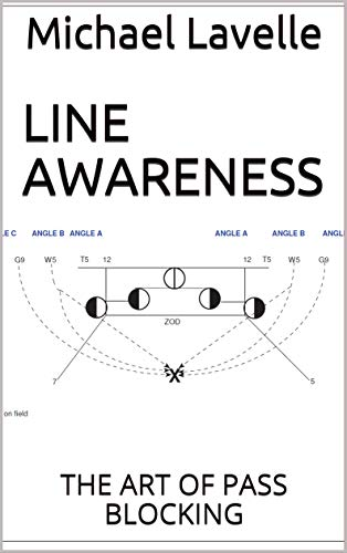 LINE AWARENESS: THE ART OF PASS BLOCKING (Lead Series Book 2)