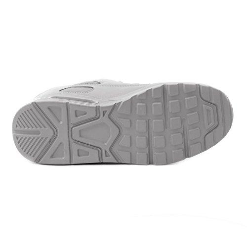Sport Turnschuhe Damen Marimo X Unisex Sneaker grey Laufschuhe Schnür Kinder Herren Trendige Fitness Eqvw6Bn8v4