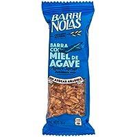 Barras nutritivas de avena con Miel de agave 100% natural (42 pz)