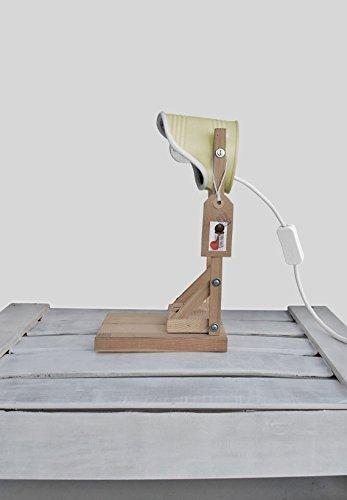 Flexo de mesa / estudio/ lampara mesilla de noche en color ...