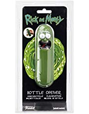 Funko Rick & Morty Pickle Rick Bottle opener, polypropyleen, groen, één maat