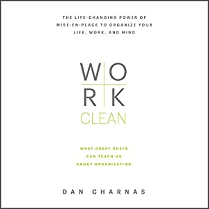 Work Clean Audiobook