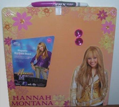 hannah-montana-magnetic-dry-erase-board