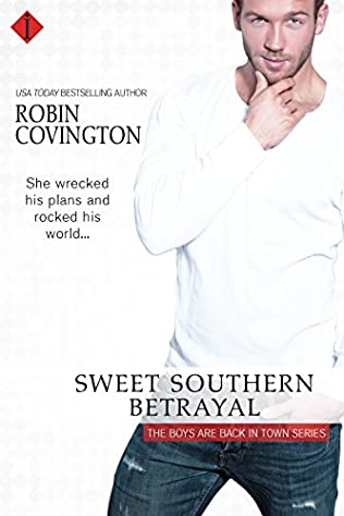 book cover of Sweet Southern Betrayal
