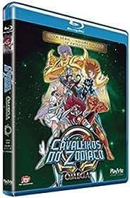 Os Cavaleiros Do Zodíaco - Ômega Vol. 3 - Blu-Ray