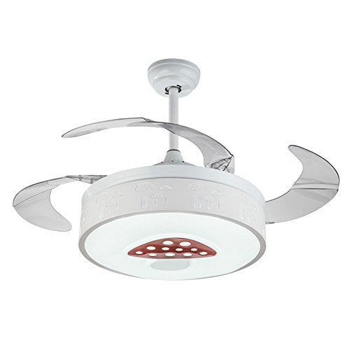 Huston fanmodern ceiling fan with remote control4 retractable huston fanmodern ceiling fan with remote control4 retractable bladesceiling fan aloadofball Gallery