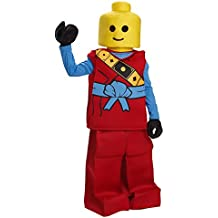 Dress Up America Halloween Kids Lego Toy Block Ninja Man Costume Outfit Rojo