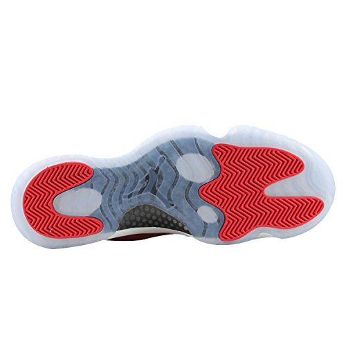 NIKE Air Jordan 11 Retro Gym Red Black-White - 42.5 EU