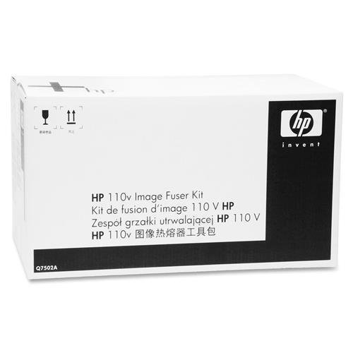 - HP Image Fuser Kit, for LaserJet 4700 Series (Q7502A)