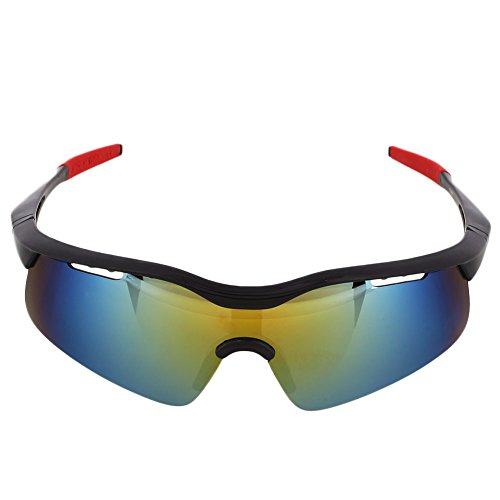 Bike Glasses / Goggles For Dirt Mountain Biking - Cycling- Riding, Motorcycle, Outdoor Sport Eyewears- Tinted , Mirror, Retro, Polarized, Anti- UV Protection For Men Women - Sunglasses Oneal