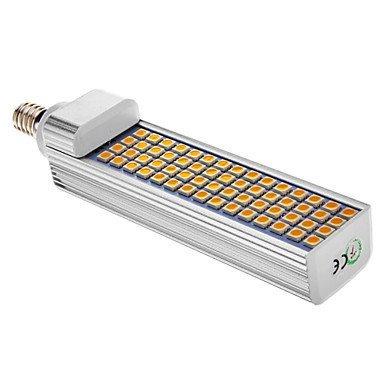 Masonanic LED 14W G24 Compact Fluorescent Lamp Rotatable Aluminum Lamp G24 E26LED CFL/Compact Fluorescent Lamp,35W CFL Equivalent (3000K Warm White, 1 Pack) (Light Compact Recycling Fluorescent Bulbs)