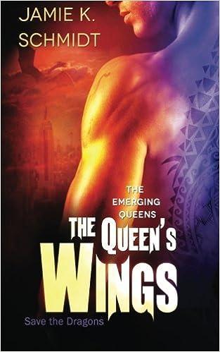 The Queen's Wings (The Emerging Queens) by Jamie K. Schmidt (2014-05-27)