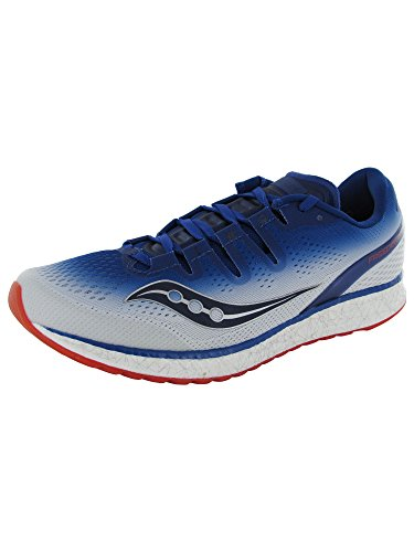Para Correr Life Bianco Freedom On Saucony Zapatillas Ss17 The Iso Run S1AWUawCq