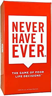 Never Have I Ever – Party Game About The Poor Life Decisions That You and Your Friends Have Made