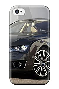 New Style 3448761K66993161 Premium Iphone 4/4s Case - Protective Skin - High Quality For Audi A7 27