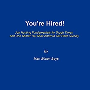 You're Hired! Audiobook