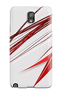 Miri Rogoff's Shop New Cute Funny Abstract Red Case Cover/ Galaxy Note 3 Case Cover 9825253K82230438