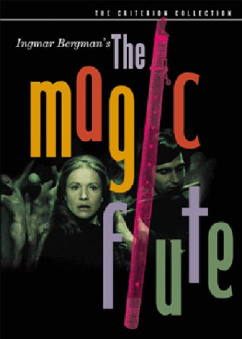 The Magic Flute (The Criterion Collection) by Criterion