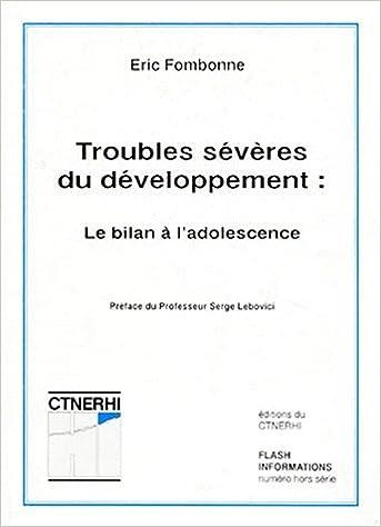 Lire un Troubles sévères du développement epub pdf