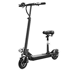 CYGGL Scooters eléctricos Adultos Plegables, Carga máxima de ...