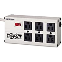 TRIPP LITE 6-outlet isobar 6 ultra 6ft-cord 2350-joules