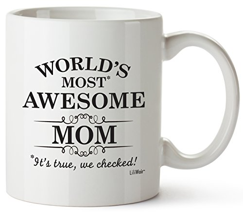 Mom Gifts From Daughter Christmas Birthday Gift Ideas Moms Best Mother In Law New Coffee Mug Son Great Funny Presents Mugs Mommy Mothers Dad To Wife Cheap Happy Moms Family Parents Cup Present