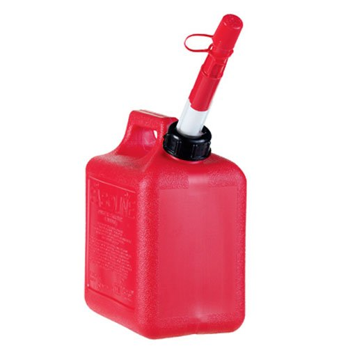 Gasoline Pack - Midwest Can 1200 Gas Can - 1 Gallon Capacity