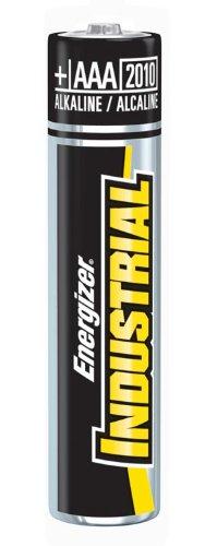Energizer Battery EN92 Battery, AAA, Alkaline, Industrial (Pack of 24)