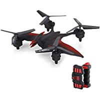 Goolsky FQ777 FQ19W Pterosaur 2.0MP HD Camera Wifi FPV Quadcopter Wearable Gesture Control Selfie Drone RTF