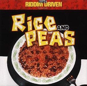 UPC 054645215510, Riddim Driven: Rice & Peas [Vinyl]