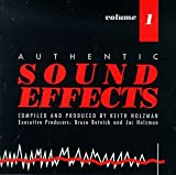 Authentic Sound Effects, Vol. 1