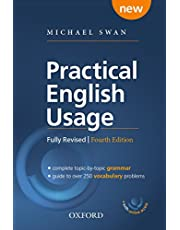 Practical English Usage with online access. Michael Swan's guide to problems in English