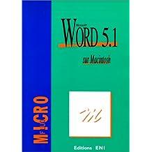 Word 5.1 MAC