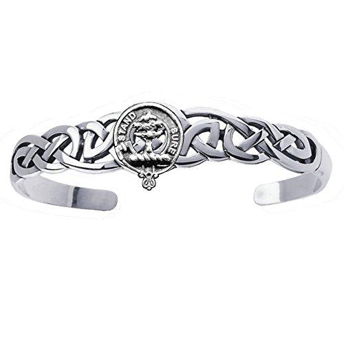 Anderson Bracelets - Anderson Clan Celtic Cuff Bracelet