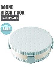 HOUZE Round Biscuit Box