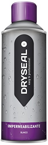 DRYSEAL DS055 Impermeabilizante, Blanco Polar, 250 ml