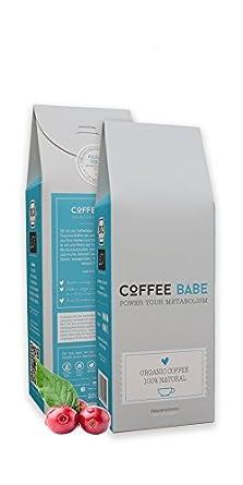 Skinny Coffee Matcha Powder Superfood Mix Coffeebabe 100 Organic