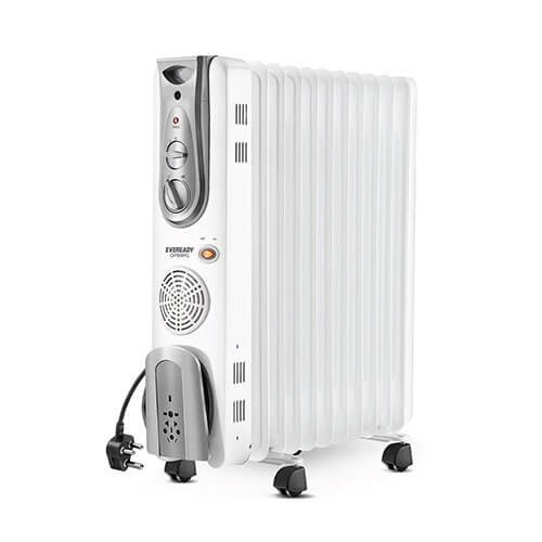 Eveready OFR9FG 2400W Oil Filled Room Heater