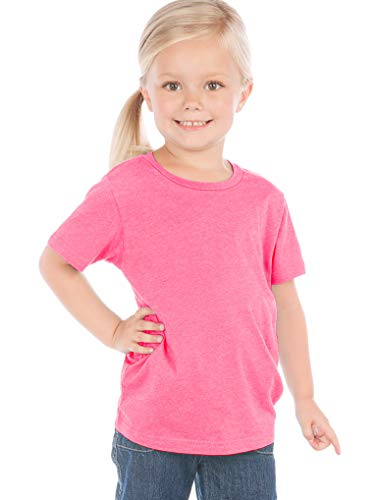 Kavio! Toddlers Crew Neck Short Sleeve Tee Jersey (Same TJC0440)