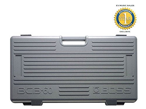 BCB 60 Lightweight Pedal Extended Warranty