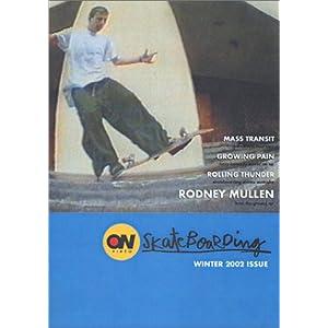 On Video Skateboarding Winter 2002 movie