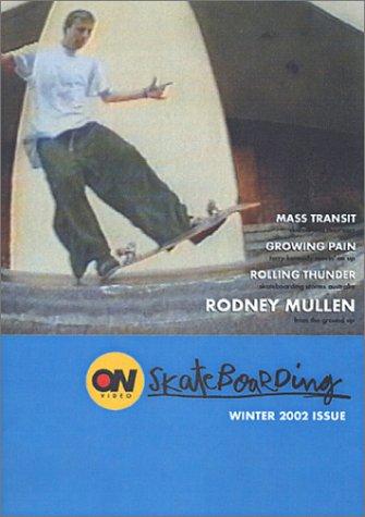 On Video Skateboarding Winter 2002