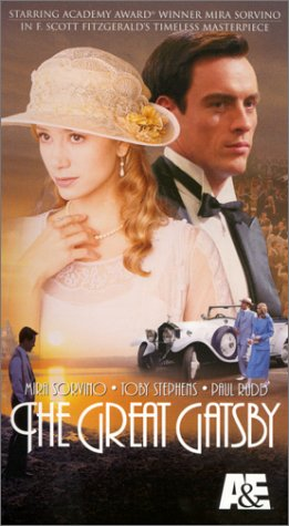 The Great Gatsby (A&E) [VHS]